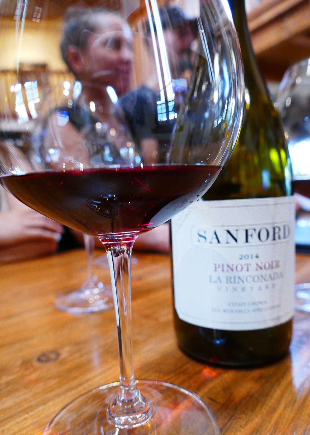 Sanford Winery in Santa Barbara's Wine Country | Image: Jane Restaurant