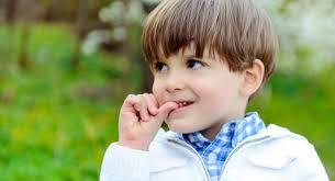 Çocuklarda Tırnak Yeme Davranışı