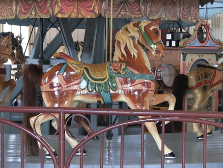 Repair work coming to Dentzel Carousel Building