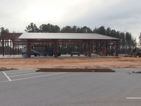 Church rebuilds year later after tornado