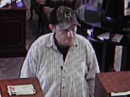 Meridian police searching for suspect in bank robbery