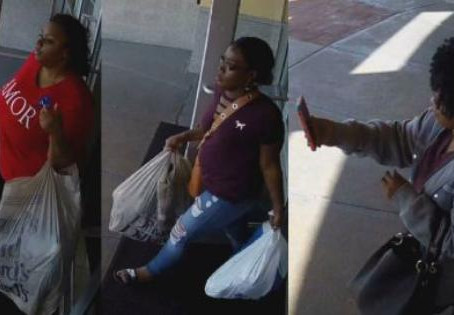 Meridian police search for Bonita Lakes Mall shoplifters