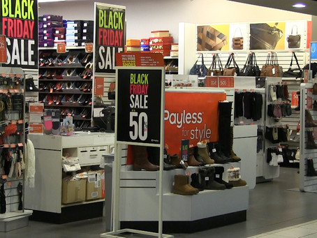 Retailers and customers prepare for Black Friday sales