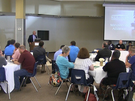 MCC hosts Ministerial Alliance Workshop