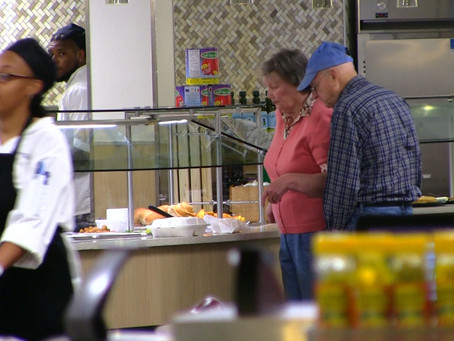 Anderson Hospital's new cafeteria now open