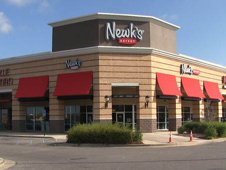 Newk's Eatery in town