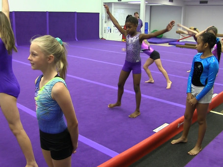 Gymnastics center opens in Meridian