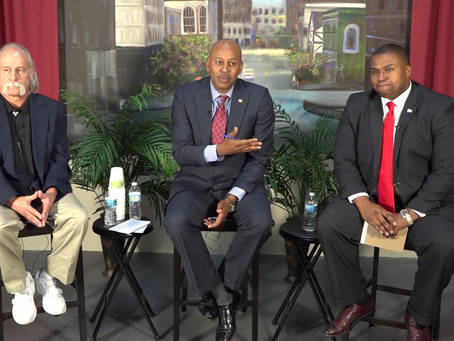 Candidates face off in Fox 30's mayoral debate (Story includes full-length debate)