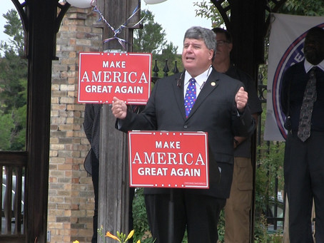 State Republican Party holds rally
