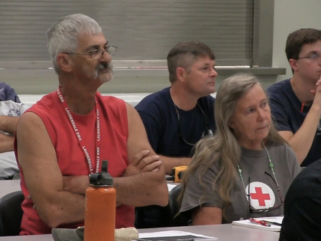 First responders attend training to target local human trafficking