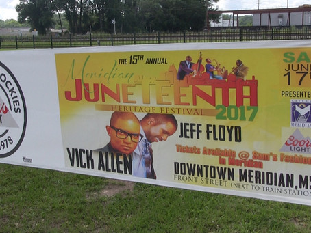Juneteenth celebration this weekend