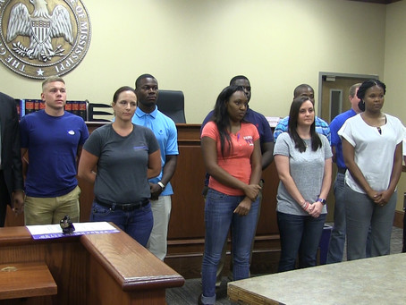 MPD adds nine new police officers to force