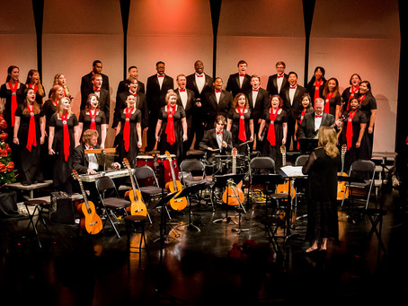 MCC's Music Department starts holiday season with concert