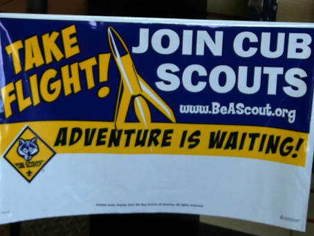 Choctaw Area Boy Scouts hosts fall recruitment