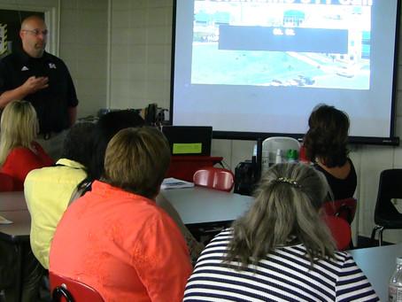 Teachers undergo active shooter response training