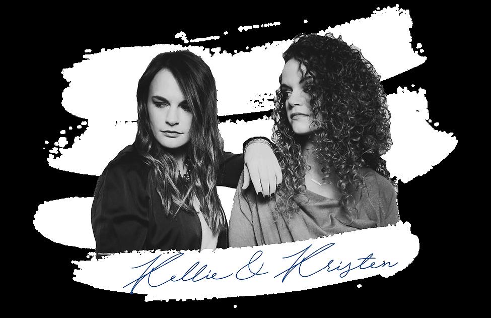 INFORMATION BANNER - Kellie & Kristen -