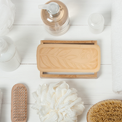 Minty Orange, Amber & Cedarwood Soap