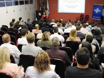 Abicalçados e Sebrae promovem seminário sobre Terceirização na Indústria de Calçados