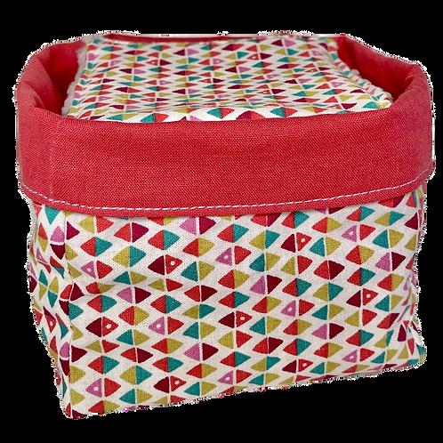 Panier de 16 carrés démaquillants lavables