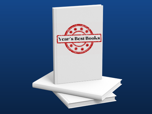 Making it to Year's Best Books