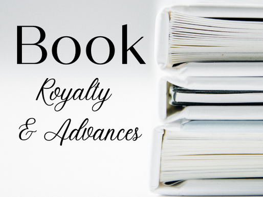 What are Book Royalties and Book Advances?