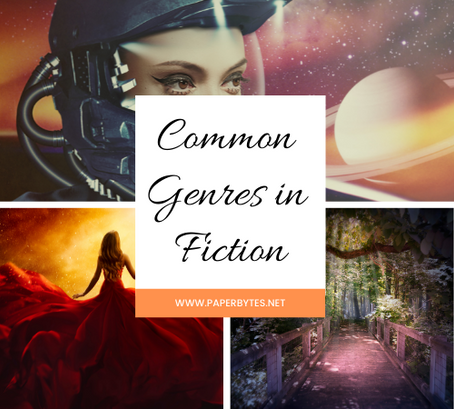 Common Genres in Fiction