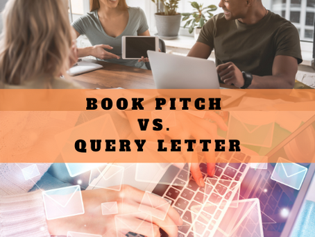 What is the Difference Between Book Pitch and Query Letter?