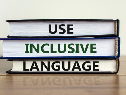 Inclusive Language in Writing