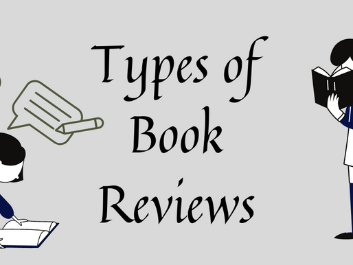 Types of Book Reviews