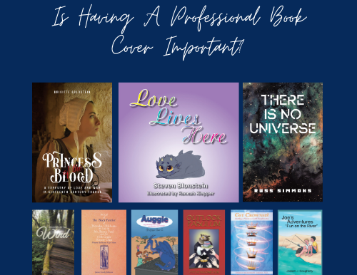 Is Having A Professional Book Cover Important?