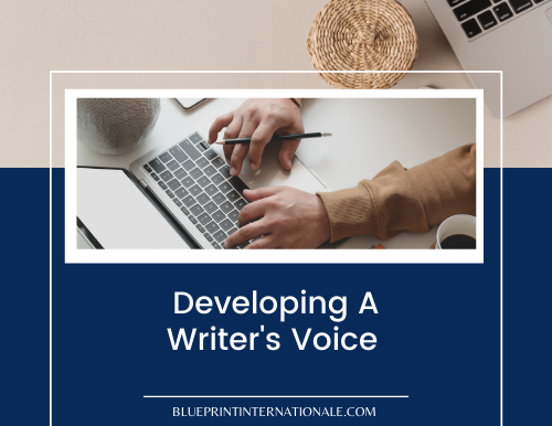Developing A Writer's Voice