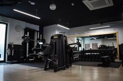 Fitness space Elite PT London