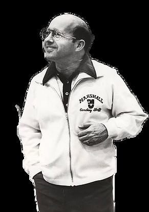 Coach Stu Aberdee