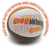 greg white basketball camp basketball