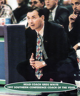 coach white at Marshall