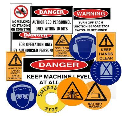 Safety Sticker Kit [SSK-AM-TVM]