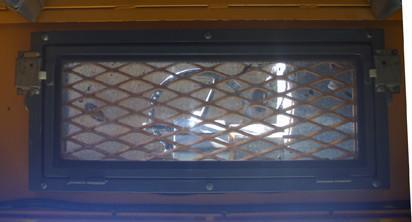Cab Floor Glass Window [80153-AM]