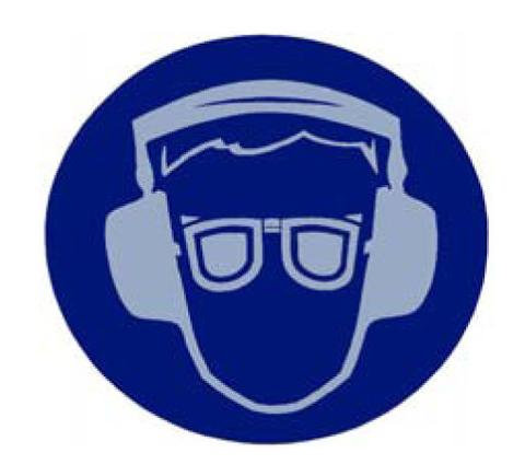 Helmet/Glasses Sticker [20533-AM]