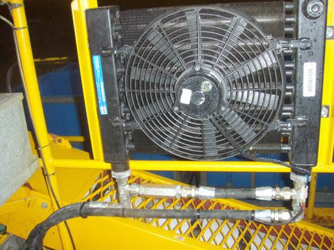 Oil Cooler Upgrade [TOC]