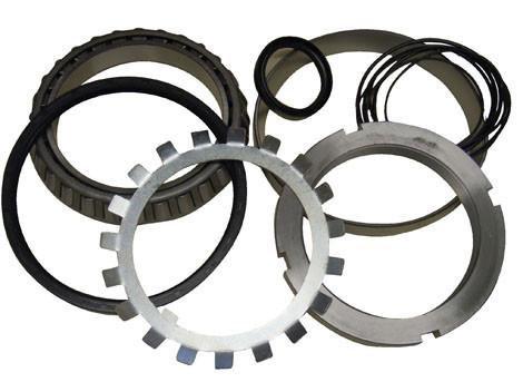Rear Hub Repair Kit - One Side [RHUB G120-TVM]