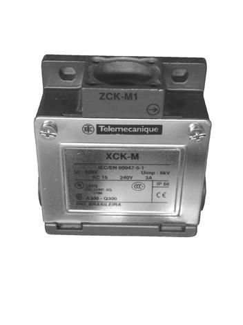Limit Switch Body [165207-AM]