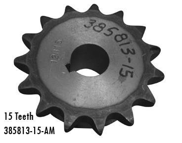 Sprocket - 15 Teeth [385813-15-AM]
