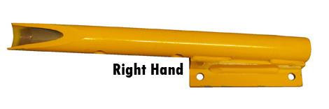 Front Rod Holder - Right Hand 28mm [121460RH-AM]