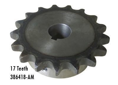 Sprocket - 17 Teeth [386418-AM]