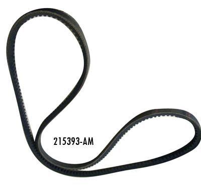 Engine Fan Belt - Turbo [215393-AM]