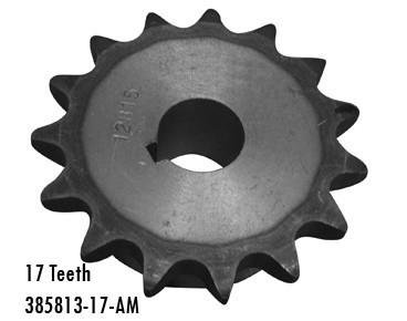 Sprocket - 17 Teeth [385813-17-AM]