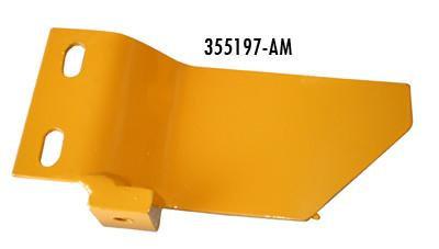 Pulley Guide Scraper Plate [355197-AM]