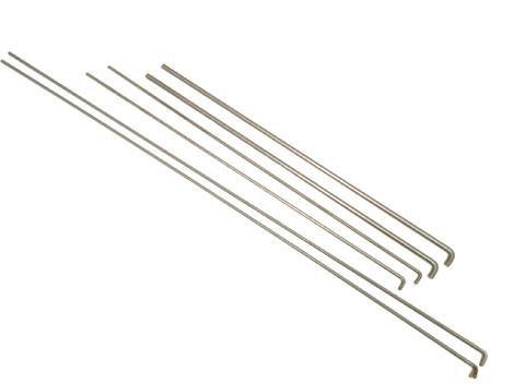 Belt Pin Set - Drop Cross + Mog [BPSDC+M-TVM]