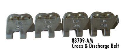 Alligator Belt Joiner - Cross & Discharge Belt [88709-AM]