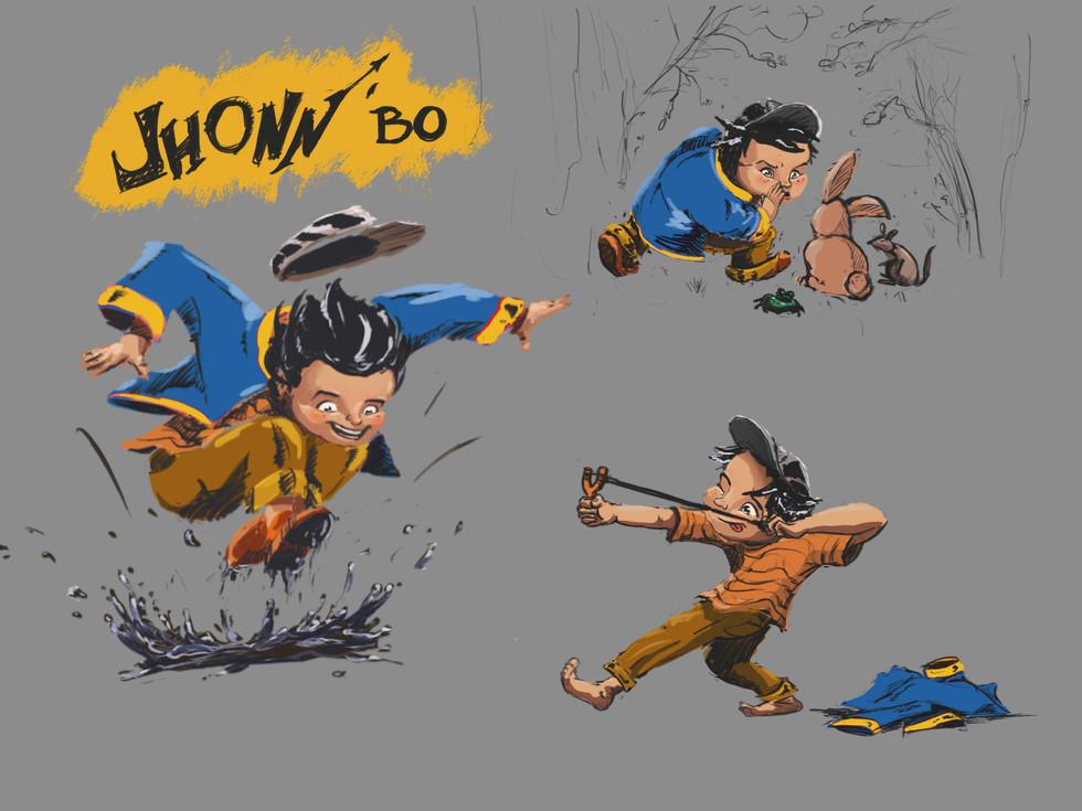 Jhonn'Bo